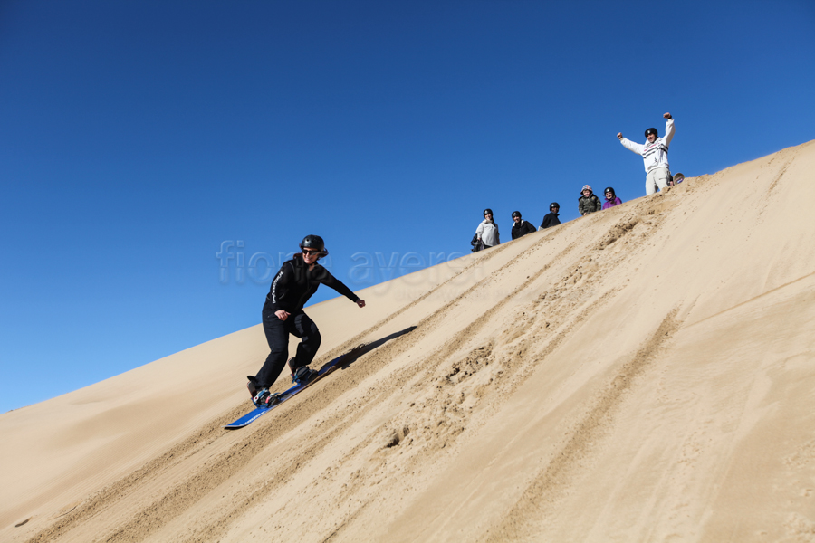 Sandboarding on the Dragon | Fiona Ayerst's Blog
