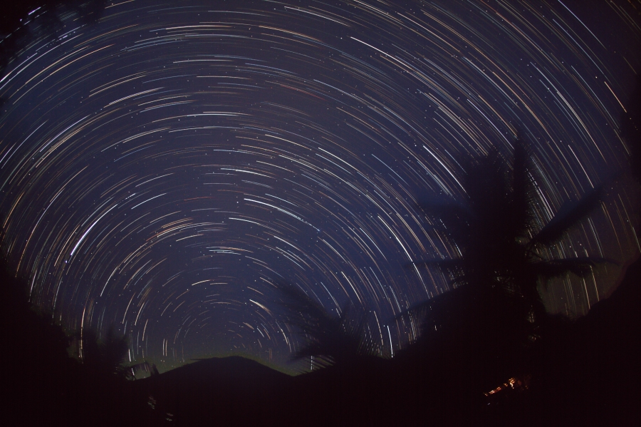 startrails one guinjata