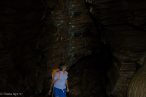 spelunking with a difference